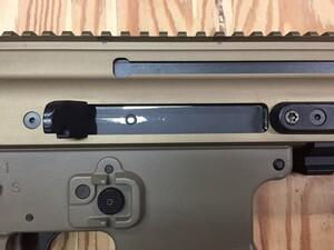 東京マルイ SCAR-L 次世代電動ガン フラットダークアース セレクター部品欠品あり ミリタリーの写真4