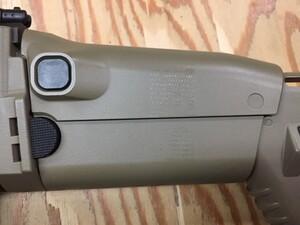 東京マルイ SCAR-L 次世代電動ガン フラットダークアース セレクター部品欠品あり ミリタリーの写真7
