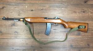 マルシン ガスブローバックライフル M2カービン 6mmBB弾仕様 予備マガジン2本 マウントベースセットの写真1