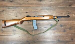 マルシン ガスブローバックライフル M2カービン 6mmBB弾仕様 予備マガジン2本 マウントベースセットの写真2
