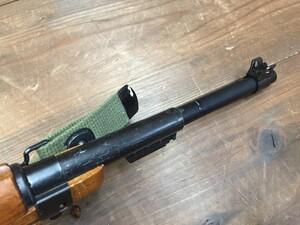 マルシン ガスブローバックライフル M2カービン 6mmBB弾仕様 予備マガジン2本 マウントベースセットの写真3