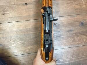 マルシン ガスブローバックライフル M2カービン 6mmBB弾仕様 予備マガジン2本 マウントベースセットの写真7