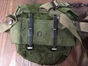 米軍放出品 M1967 アムニッションポーチ マガジンポーチ M16 20連マガジン用の写真7