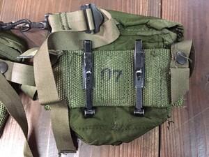 米軍放出品 M1967 アムニッションポーチ マガジンポーチ M16 20連マガジン用の写真8