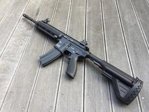 東京マルイ 次世代電動ガン HK416D オプションパーツ有り ミリタリー サバゲーの写真9