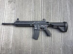 東京マルイ 次世代電動ガン HK416D オプションパーツ有り ミリタリー サバゲーの写真2