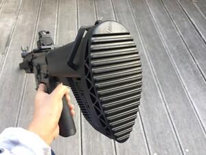 東京マルイ 次世代電動ガン HK416D オプションパーツ有り ミリタリー サバゲーの写真4