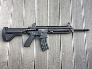 東京マルイ 次世代電動ガン HK416D オプションパーツ有り ミリタリー サバゲーの写真5