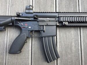 東京マルイ 次世代電動ガン HK416D オプションパーツ有り ミリタリー サバゲーの写真6