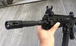 東京マルイ 次世代電動ガン HK416D オプションパーツ有り ミリタリー サバゲーの写真7