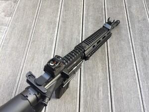 東京マルイ 次世代電動ガン HK416D オプションパーツ有り ミリタリー サバゲーの写真8