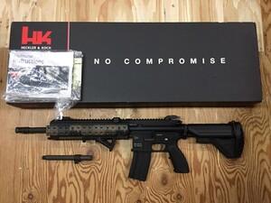 VFC ガスブローバックガン HK416D 旧型 M27 コンバージョンキット組込済みの写真0
