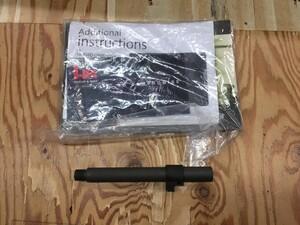 VFC ガスブローバックガン HK416D 旧型 M27 コンバージョンキット組込済みの写真9