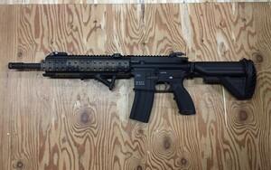 VFC ガスブローバックガン HK416D 旧型 M27 コンバージョンキット組込済みの写真1