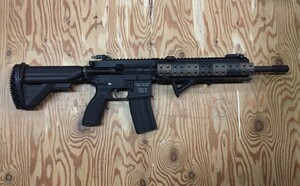 VFC ガスブローバックガン HK416D 旧型 M27 コンバージョンキット組込済みの写真2