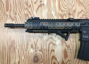 VFC ガスブローバックガン HK416D 旧型 M27 コンバージョンキット組込済みの写真3