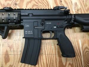 VFC ガスブローバックガン HK416D 旧型 M27 コンバージョンキット組込済みの写真4