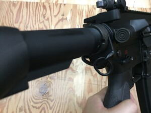 VFC ガスブローバックガン HK416D 旧型 M27 コンバージョンキット組込済みの写真7