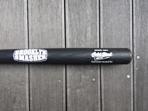 コールドスチール ブルックリンスマッシャー 革バンド付き 野球 インテリア アウトドアの写真1