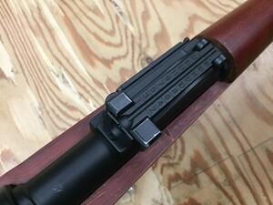 Double bell ガスライフル kar98k カート式 木製ストックの写真4