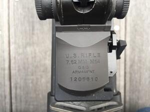 G&G 電動ガン M14 GR14 EBR LONGの写真8