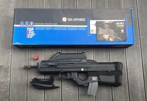 G&G 電動ガン F2000 G2010 Hunter ブラックの写真0