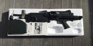 A&K 電動ガン M249 パラトルーパー 給弾難あり 分隊支援の写真0
