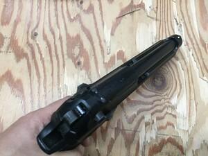 KSC ガスハンドガン M9 07ハードキック 予備マガジン付属 一部難ありの写真5