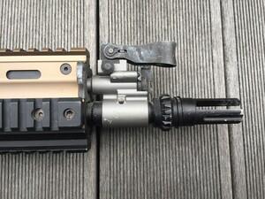 東京マルイ 次世代電動ガン SCAR-L CQC フラットダークアース カスタム品の写真5