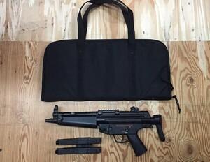 東京マルイ スタンダード電動ガン MP5A5 予備マガジン オプション ガンケースの写真0