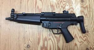 東京マルイ スタンダード電動ガン MP5A5 予備マガジン オプション ガンケースの写真1