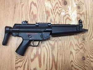 東京マルイ スタンダード電動ガン MP5A5 予備マガジン オプション ガンケースの写真2