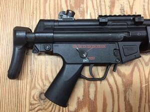 東京マルイ スタンダード電動ガン MP5A5 予備マガジン オプション ガンケースの写真7