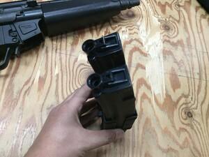 東京マルイ スタンダード電動ガン MP5A5 予備マガジン オプション ガンケースの写真8