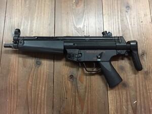 東京マルイ 電動ガン H&K MP5A5 外装一部難あり 動作品の写真0