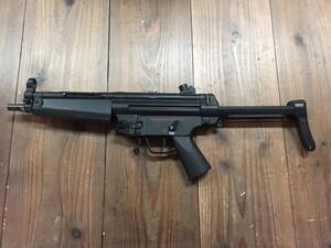 東京マルイ 電動ガン H&K MP5A5 外装一部難あり 動作品の写真2