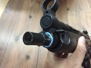 東京マルイ 電動ガン H&K MP5A5 外装一部難あり 動作品の写真3