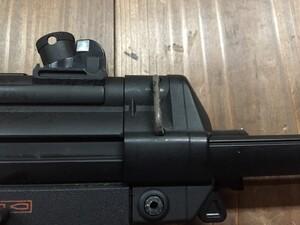 東京マルイ 電動ガン H&K MP5A5 外装一部難あり 動作品の写真5