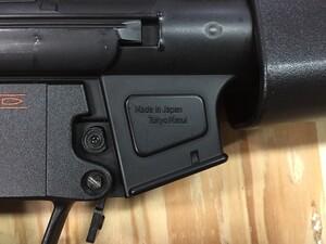 東京マルイ 電動ガン H&K MP5A5 外装一部難あり 動作品の写真6