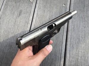 コクサイ モデルガン ブローニング M1910 発火済み コレクションの写真5